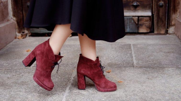 Стильні образи осіннього взуття