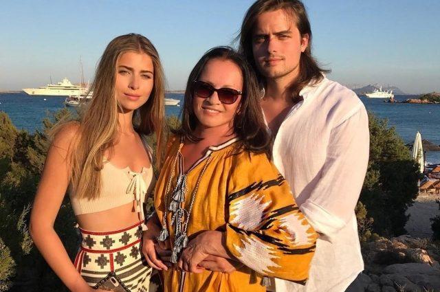 Софія Ротару розповіла про кар'єру внучки Соні