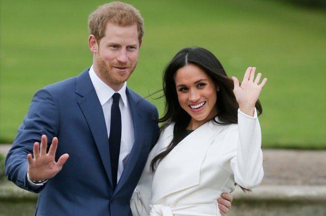 Меган Маркл розповіла, як принц Гаррі зробив їй пропозицію