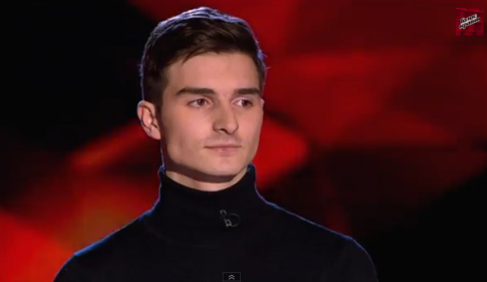 """Фіналіст """"Голос Країни"""", Андрiй Лучанкo презентував свою нову пісню"""