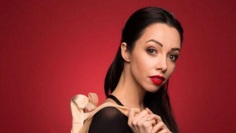 «Чорний лебідь» українського балету і її вірний супутник: Катерина Кухар показала свого чоловіка-красунчика