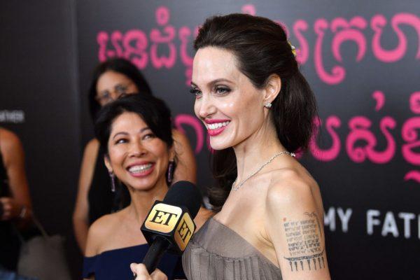 Західні ЗМІ повідомили інформацію про нареченого Анджеліни Джолі і вказали де відбудеться весілля