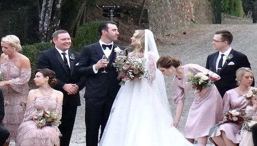 Голівудське весілля: Відома кінозірка вийшла заміж