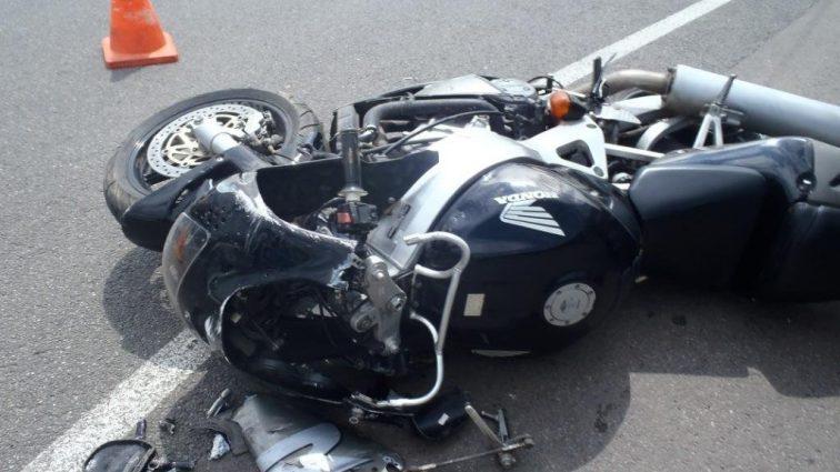 Син відомого співака розбився на мотоциклі