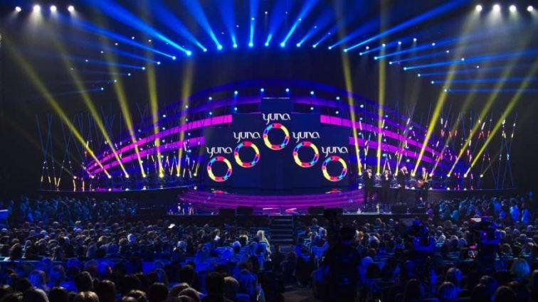 Головна музична премія країни YUNA оголосила претендентів на статуетку: Хто вони?