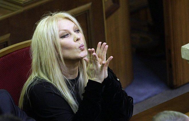 Повалій показала неочікуване фото з дружиною Стаса Михайлова