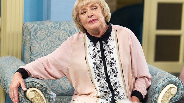 Ця роль сама мене вибрала: Ада Роговцева знялась у популярному серіалі