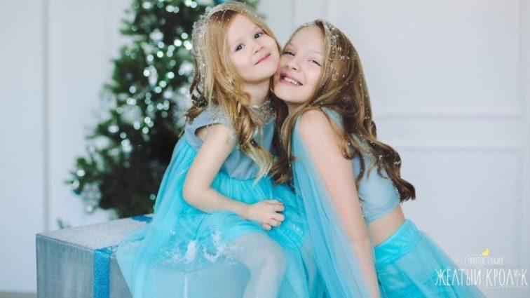 Під Новорічну ялинку: Які подарунки попросили наймолодші з «Квартал 95»