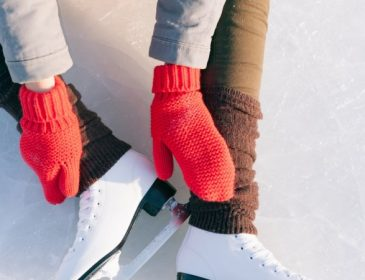 Ідеї нарядів для катання на ковзанах
