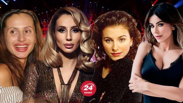«Покращення» зовнішності?: Як змінилися українські співачки після серйозної пластики