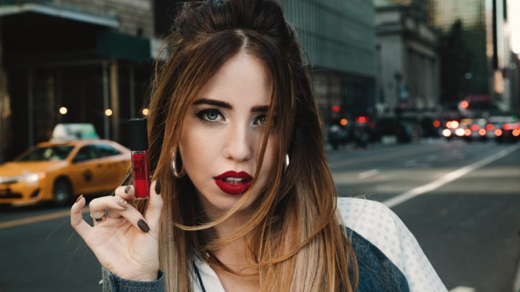 Надя Дорофєєва вразила своєю красою на новому фото