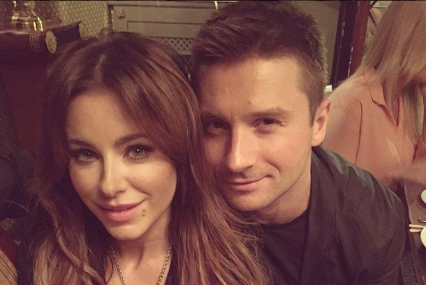 «Ми дуже близькі, але я не забираю з сім'ї»: Лазарєв вперше прокоментував роман з Ані Лорак