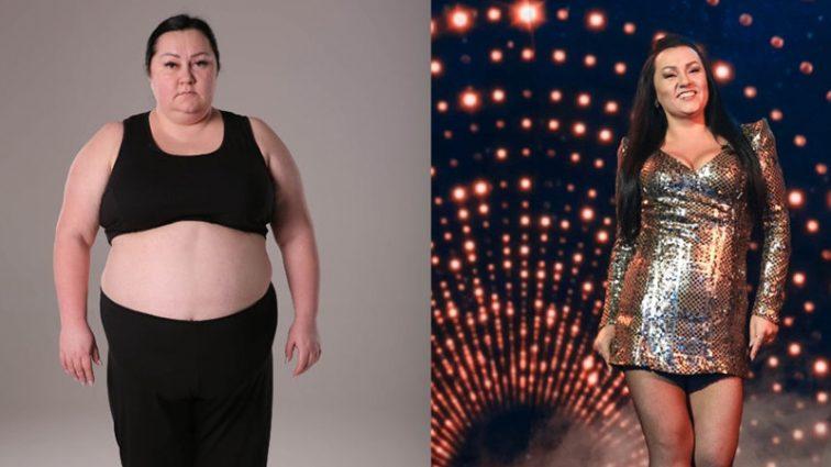 Вражаючі фото учасників «Зважені та щасливі 7» до і після проекту