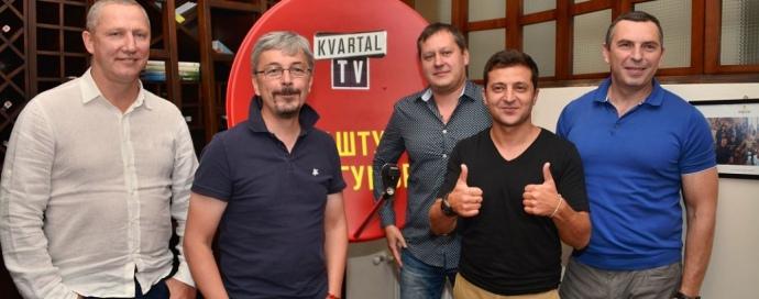 За скільки Зеленський продавав одну серію серіалу «Свати». Захмарна сума!