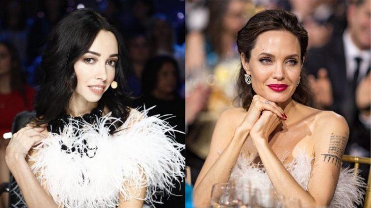 Хто кращий? Катерина Кухар і Анджеліна Джолі в розкішних білих сукнях