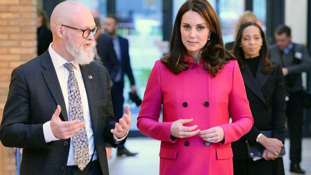 Кейт Міддлтон планує народити третю дитину вдома