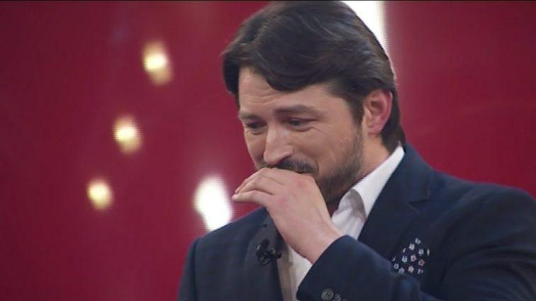 Це так зворушливо: Подарунок, який довів Сергія Притулу до сліз прямо в ефірі (ВІДЕО)