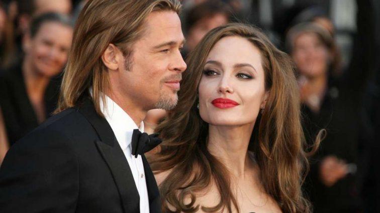 «Сказав вибирати…» З'явилися шокуючі деталі розлучення Джолі та Пітта