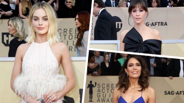 Screen Actors Guild Awards 2018: ТОП-15 суконь, які зведуть тебе з розуму