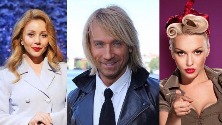Зіркові вихідні: Де були і з ким святкували українські знаменитості