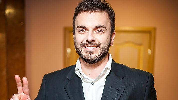 Телеведучий Григорій Решетник показав своїх «холостяків»