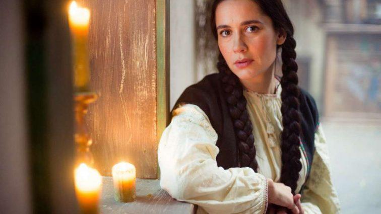 «Фатальна жінка в українському кіно»: Анастасія Карпенко — нова зірка українського кінематографу