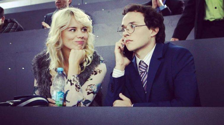 На екрані вона легковажна блондинка: Олена Алимова — гордість українського кінематографу, якою є дівчина у житті
