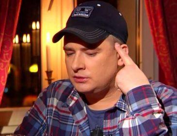 «Дивлюся і соромлюся…»: Андрій Данилко в прямому ефірі накинувся на Вакарчука