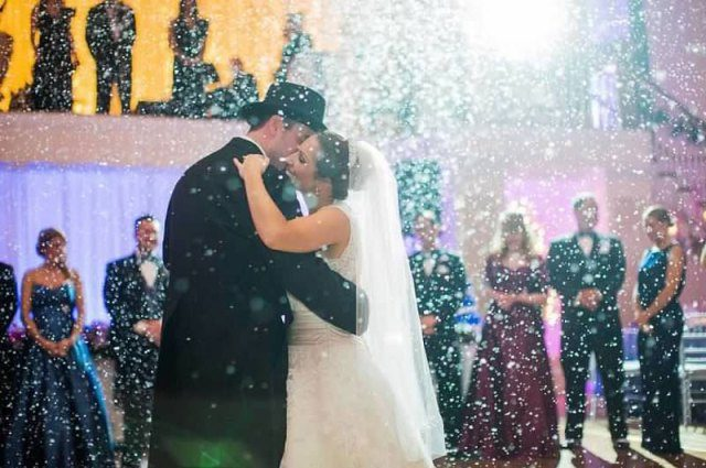 У найромантичніший день року! Відома українська співачка вийшла заміж за депутата
