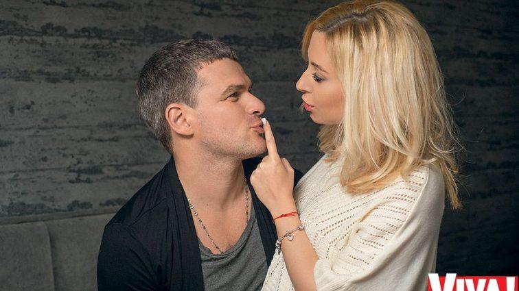 Оце так несподіванка: Тоня Матвієнко і Арсен Мірзоян знову одружилися
