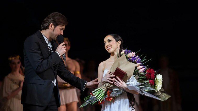 Зіркова балерина і член журі «Танці з зірками» стала Народною артисткою України