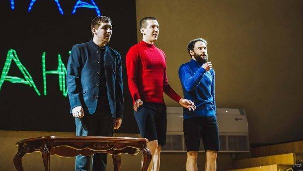 «Чому на сцені ви, а Загорецька – я»: Переможці «Ліги сміху» розповіли на честь кого назвали команду