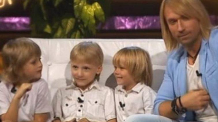 «На мене нахлинули різні спогади»: У студію до Винника привели дітей