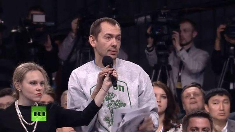 Питання, які доводили до сказу Путіна і красуня-дружина: Що відомо про найскандальнішого українського журналіста Романа Цимбалюка