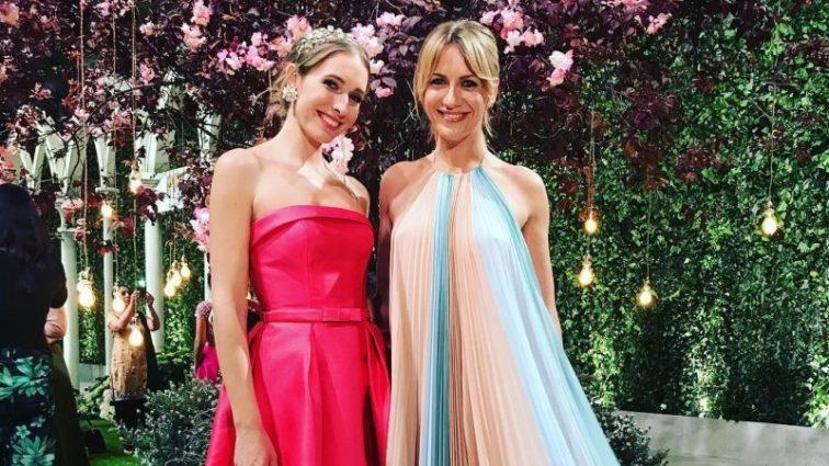 Осадча та Нікітюк засвітились на модному показі. Хто одягнувся краще?