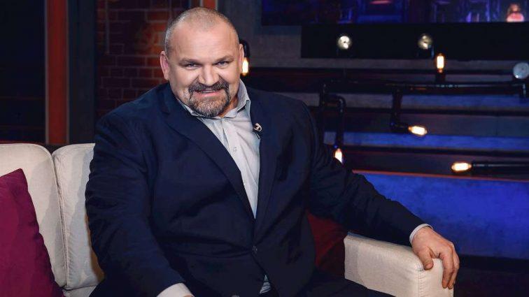 «Хочу худнути у компанії»: Василь Вірастюк стане новим учасником «Зважені і щасливі»
