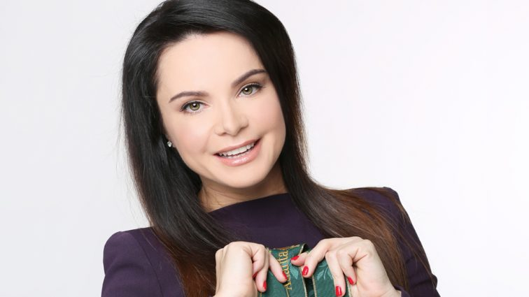 Зовсім на себе не схожа: Лілія Подкопаєва поділилася архівним фото. Там вона ще блондинка