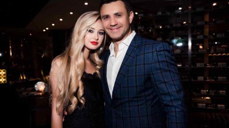 Дружина «Ревізора» Миколи Тищенка похвалилася вагітним животом