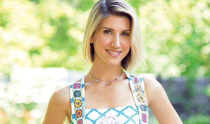 Екс-телеведуча проекту «Зважені та щасливі» вперше показала обличчя своєї дочки
