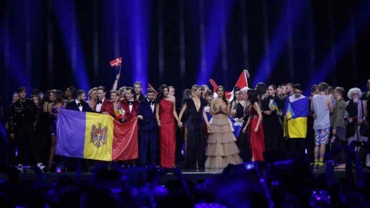 Скандал на «Євробаченні»: Нахаба зіпсував виступ однієї з конкурсанток