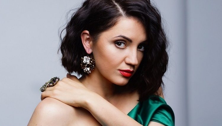 Популярна українська співачка Цибульська вперше показала свого чоловіка