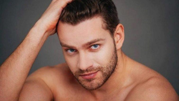 Українського актора визнали найкрасивішим чоловіком у світі