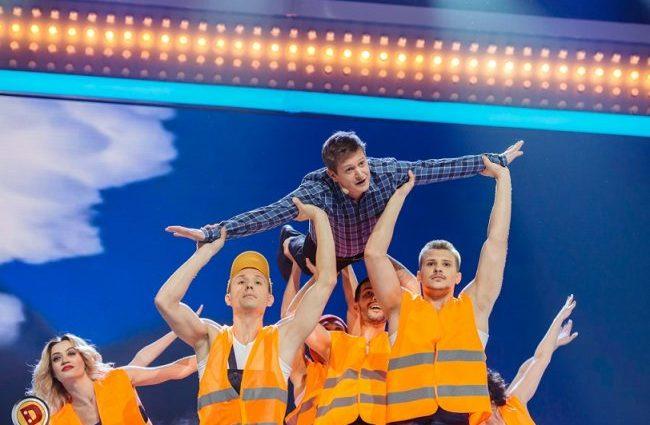 «Таке трапилося вперше за всю історію шоу»: Актор Євген Сморигін оконфузився під час виступу