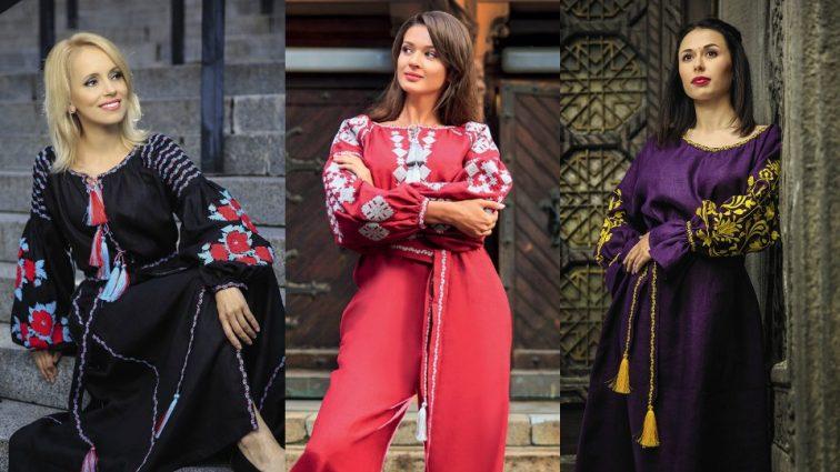 Справжні українки: Зіркові телеведучі ICTV показали, як модно носити вишиванку