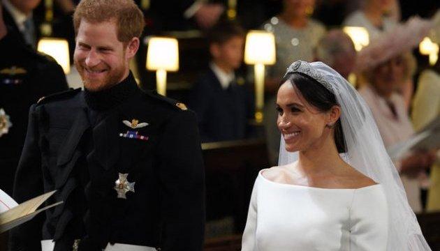 Коли твій колишній одружується: вираз обличчя екс-дівчини принца Гаррі активно обговорюють у Мережі