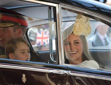 Діти принца Вільяма і Кейт Міддлтон вразили всіх на королівському весіллі