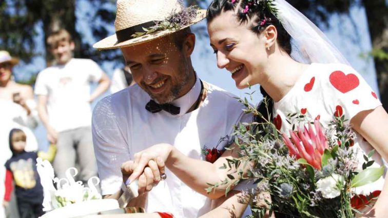 «Одна з найкращих подій в нашому житті»: Бабкін відверто розповів про своє весілля