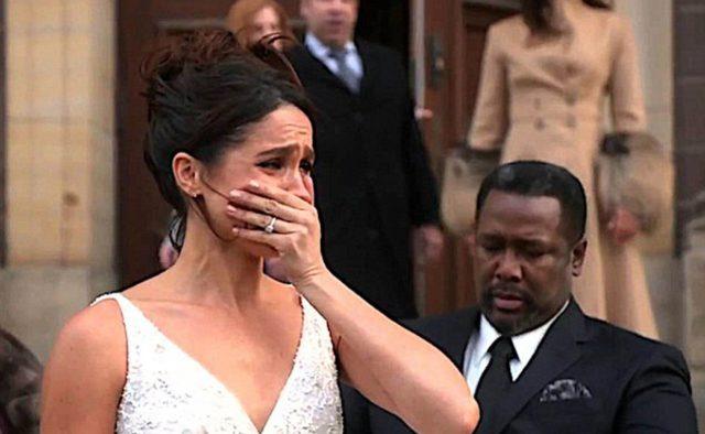 «Я заплакав»: Одіозний батько Меган Маркл дав перше інтерв'ю після весілля доньки