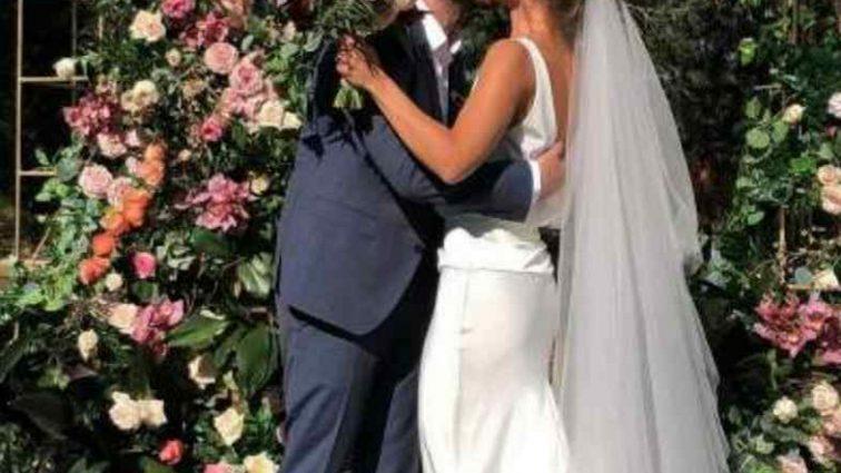 За вечір змінила дві сукні, а торжество відгуляли за містом: переможниця «Холостяка» вийшла заміж