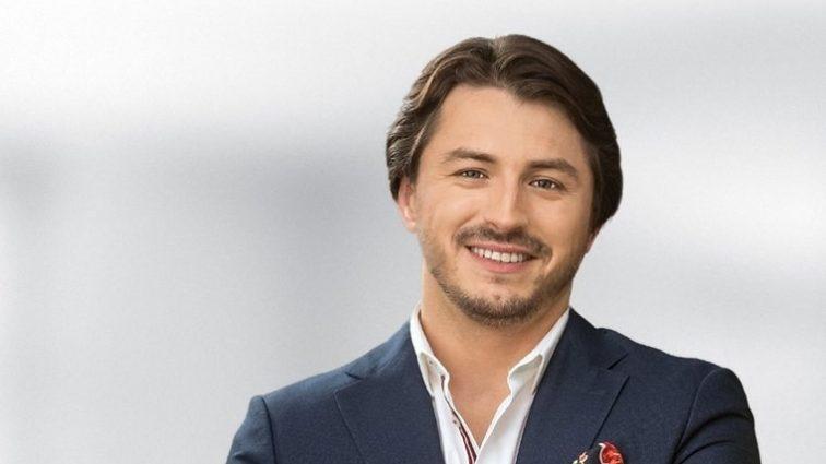 «Мої»: Сергій Притула похизувався молодою дружиною
